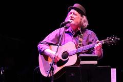 Local Yukon musician Dave Haddock