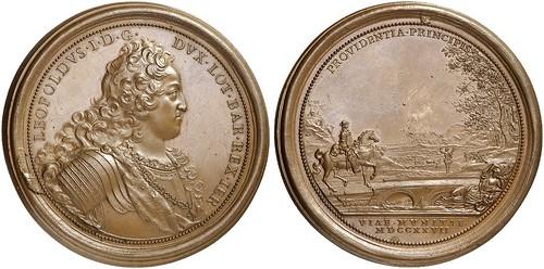 1727 Bronze medal
