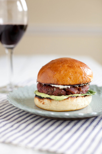 Provençal Burger
