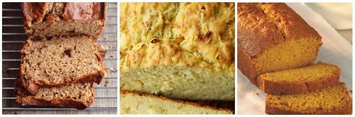 Mrs. Fields Secrets Fall Quick Breads