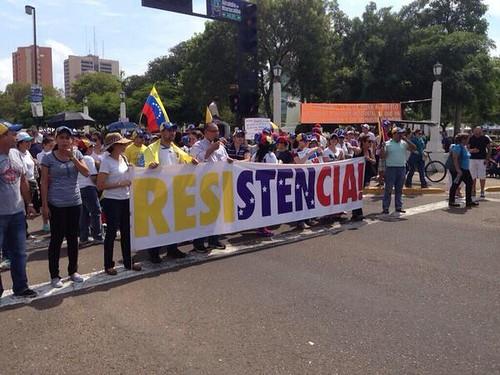 Así van las concentraciones de  #9NPrimeraMarchaAutoconvocada