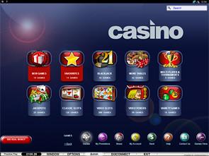 Casino UK Lobby