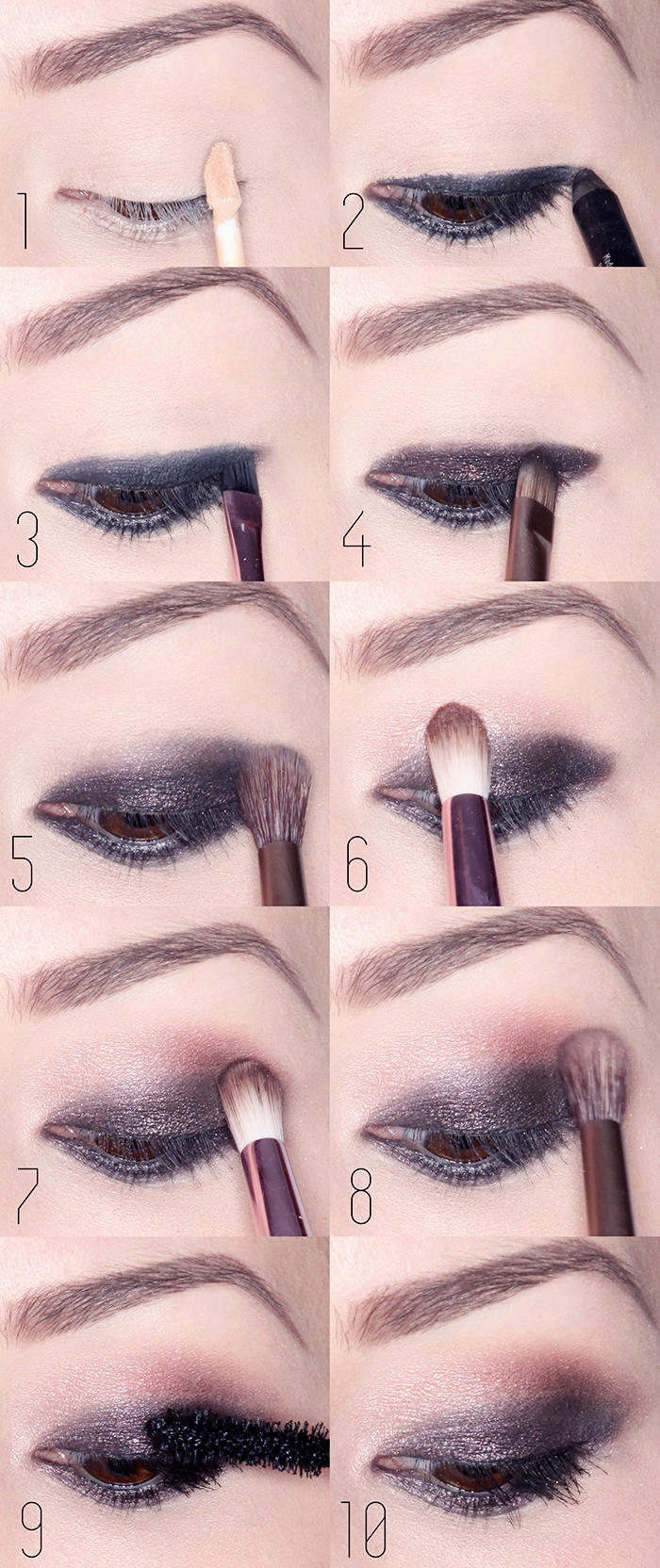 Favoloso Makeup Monday: Urban Decay Naked 3 Tutorial - Keiko Lynn WQ72