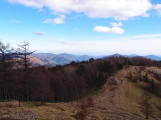 Summit of Mount Kumotori