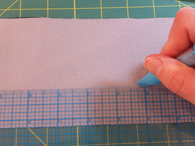 Tip - Folding Up Seam Allowance