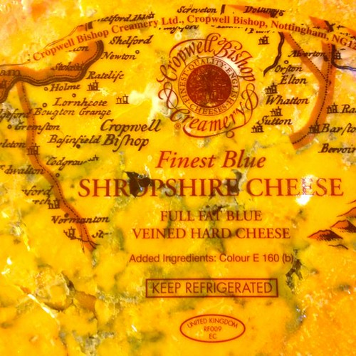 Shropshire Cheese