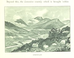 "Image taken from page 35 of '""Mountain, Moor and Loch"" illustrated by pen and pencil, on the route of the West Highland Railway'"