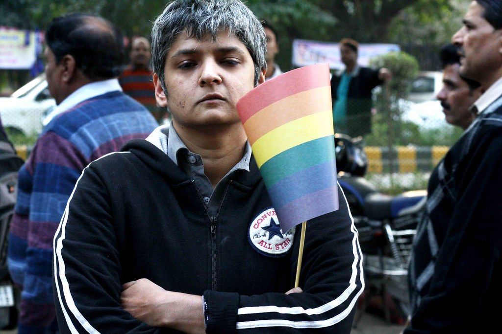 City Life – Gay Delhi, Jantar Mantar