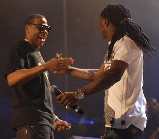 Lil Wayne & Jay Z Beef
