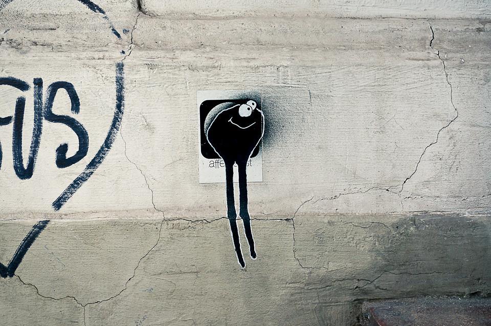 Street Art Hamburg H k d N s