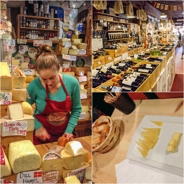 The Cheese Shop, Favorite Carmel Restaurants