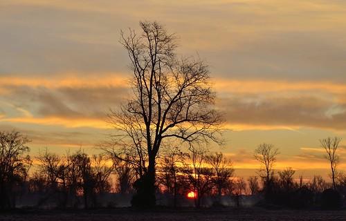sky clouds sunrise countryside alba farmstead vignate pianurapadana retenate