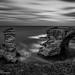 Sant'Adrea Sea Stacks by amarsano
