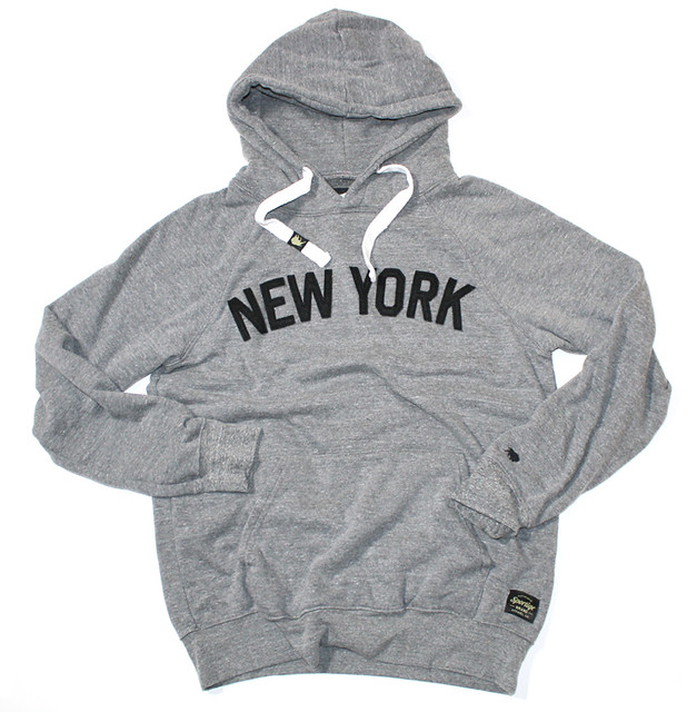 Sportiqe Black Label New York Olsen Sweatshirt