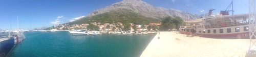 Croatia, Baska Voda, July 2013