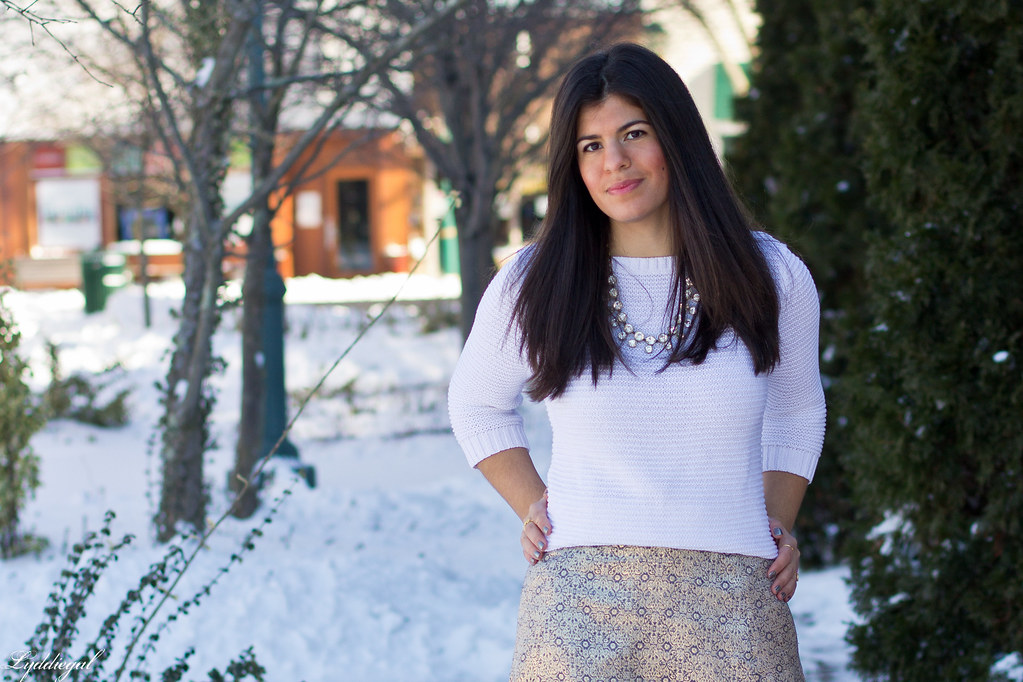 white sweater - metallic skirt-1.jpg