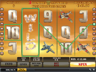 free Wings of Gold free spins