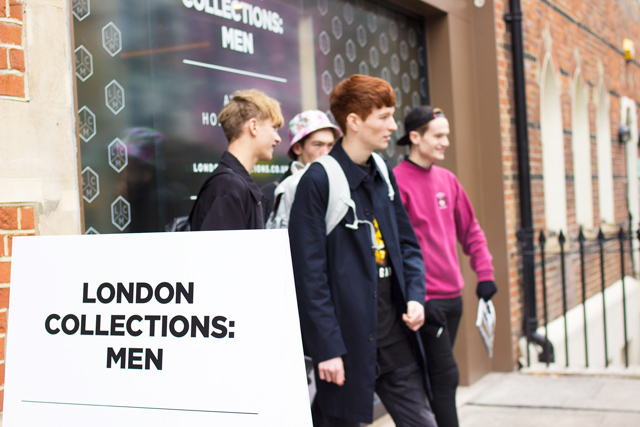 Menswear Fashion Week London