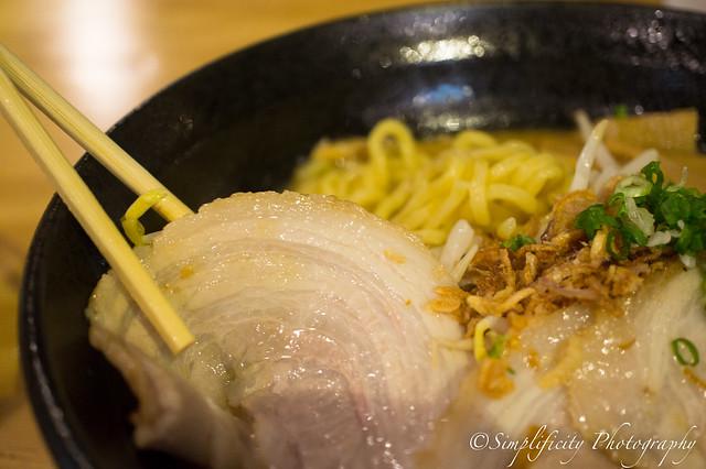 Ramen King: Japanese Chachu pork ramen