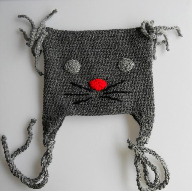 gorro gatito