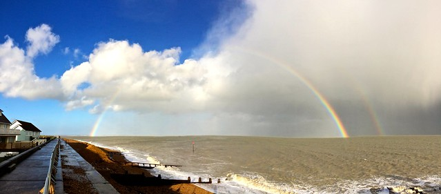 Seascape Rainbow