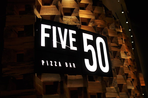 FIVE50 Pizza Bar - Las Vegas (Aria)