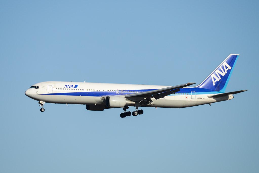 ANA 767-300 JA8670