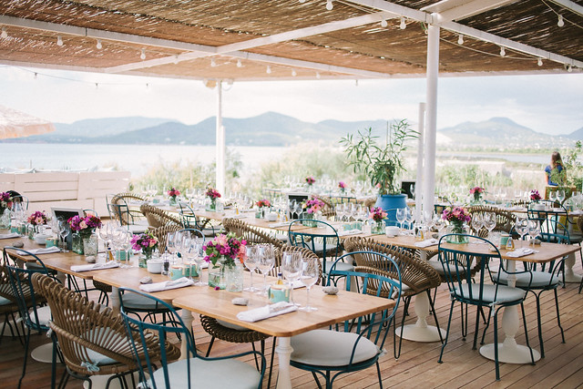 Real Ibiza wedding: Jacqueline & Florian
