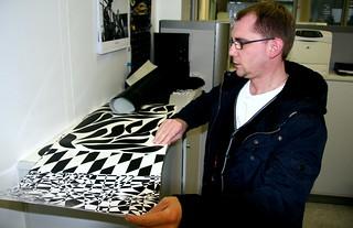 Opel-Tarnungsexperte Andreas Kubis