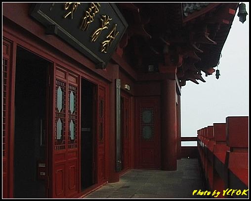杭州 吳山天風景區 - 041 (城隍閣)