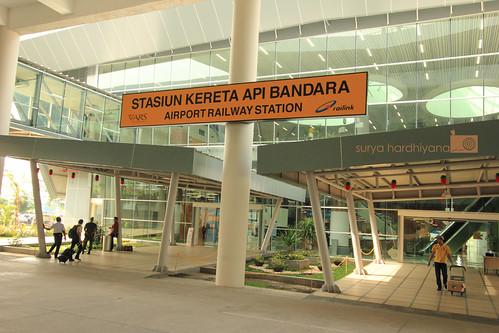Stasiun Kereta Api Bandara Kuala Namu