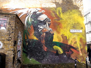 street art, Shoreditch