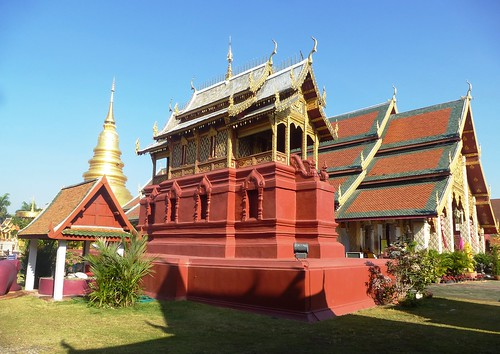 TH-Lamphun-Wat Phra That Haripunchai (9)
