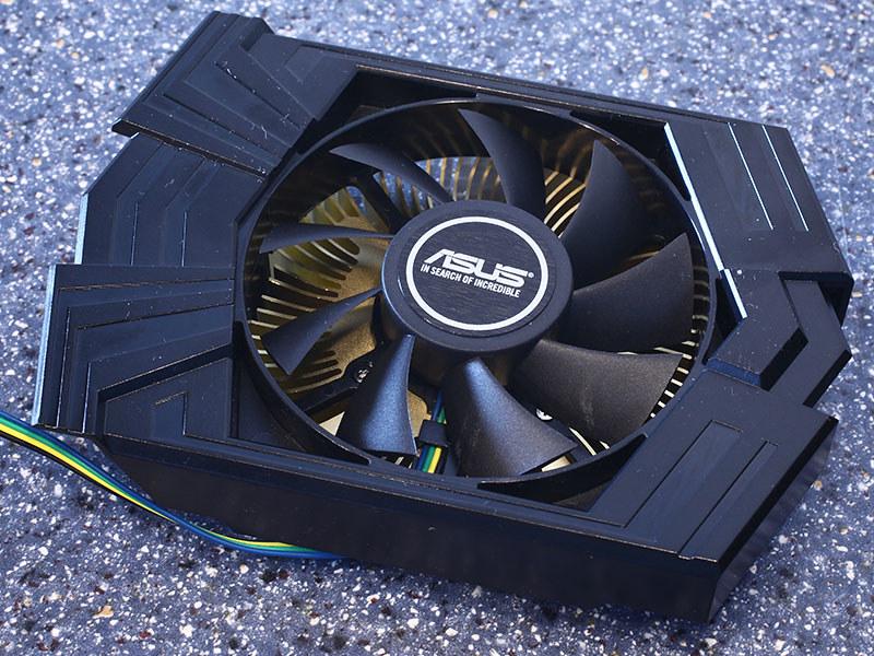 [Đập hộp] ASUS GTX 750 OC 1GB - 10251