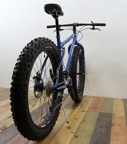 SURLY / 14 PUGSLEY COMPLETE BIKE / Real Blew