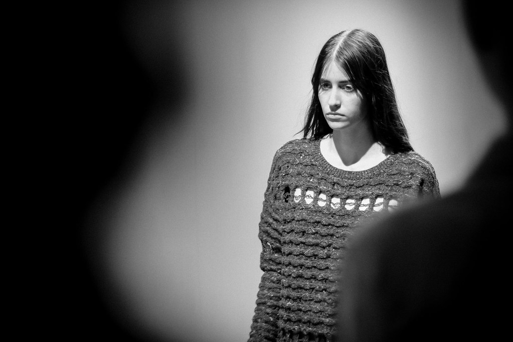TUUKKA13 - PFW - DAMIR DOMA WOMEN'S AW14 BACKSTAGE MOODS - (1 of 17)