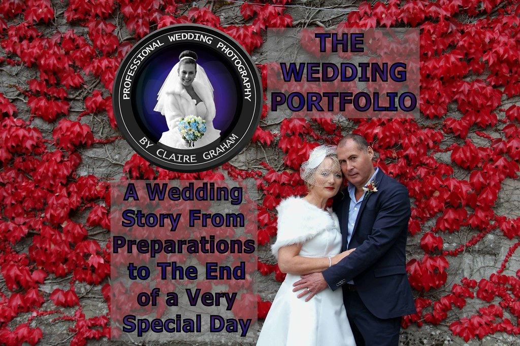 PORTFOLIO - A Wedding Day Story