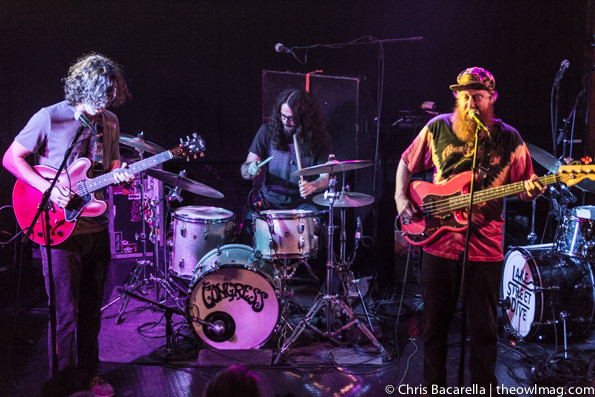The Congress @ Troubadour, LA 3/15/14