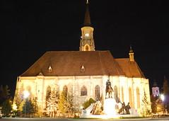 Church Of Saint Michael, Cluj, Romania