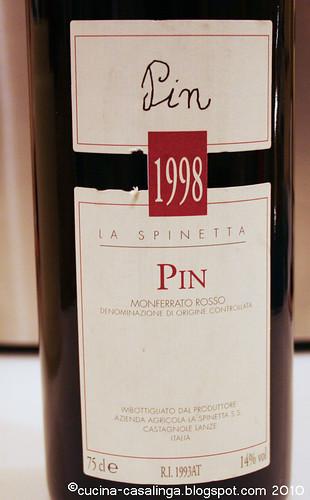 Pin 1998 Spinetta
