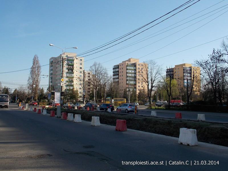 Traseul 102, etapa I: Bucla Nord ( Sp. Județean ) - Intersecție Republicii 13355381205_1389f40045_c