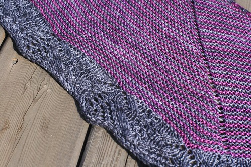 Cheshire Shawl