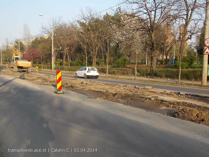 Traseul 102, etapa I: Bucla Nord ( Sp. Județean ) - Intersecție Republicii - Pagina 2 13605596595_56c3ca603c_c
