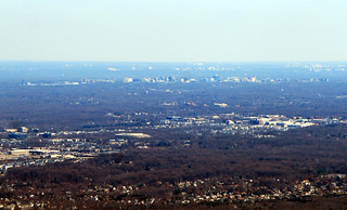 Moscow-to-DC flight: Northern Virginia, Tysons Corner