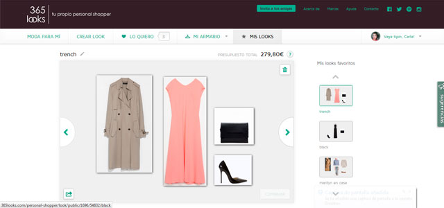 365looks.com Pink