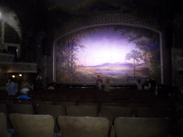 Inside the Winter Garden Theatre (3)