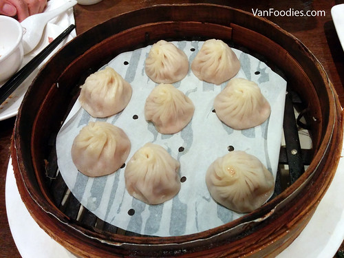 Xiao Long Bao (Steamed Pork Dumplings)