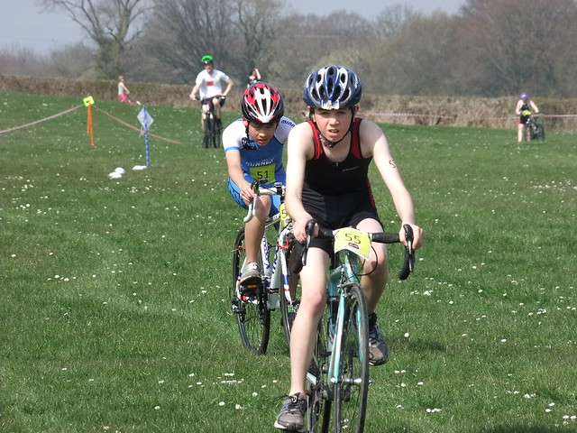 Junior Aquathlon and Triathlon Pictures