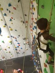 King Kong Climbing, Keswick