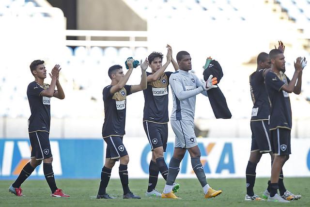 Botafogo x Madureira - Sub 20